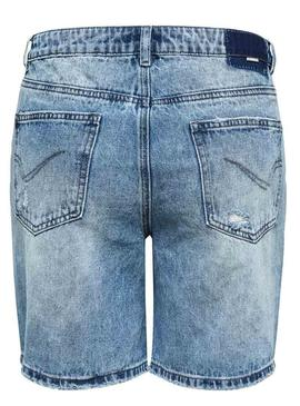 Shorts Only Dana Light Denim Damen