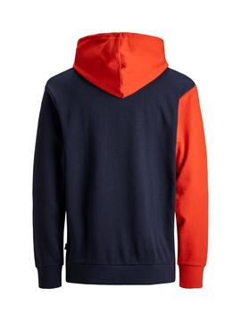 Sweatshirt Jack and Jones Sweat-Farbblock Junge