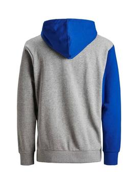 Sweatshirt Jack and Jones Sweat-Colourblock Junge