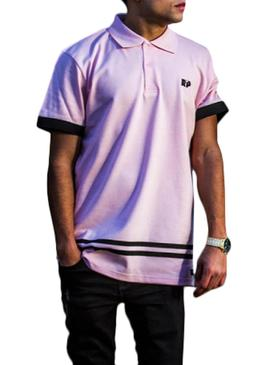 Polo Rompiente Clothing Pink