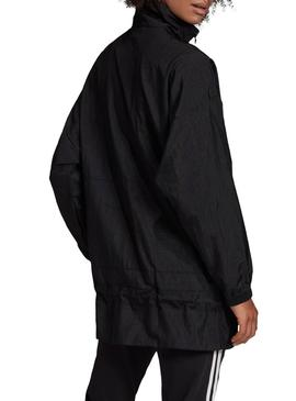 Windbreaker Adidas Black Für Damen
