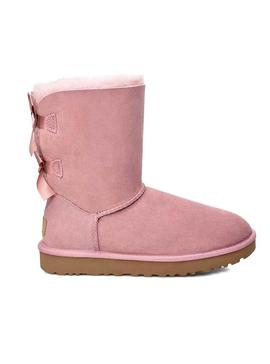 Stiefelettes UGG Bailey Bow Pink Damen