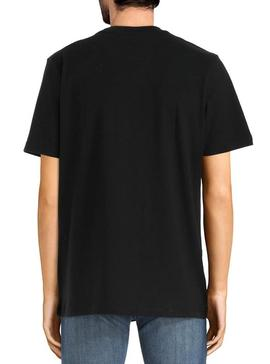 T-Shirt Lee Tech Black Herren