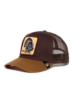 Cap Goorin Bros Baseball Turkey Braun