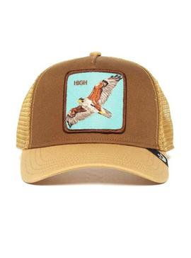 Cap Goorin Bros Baseball Hight Beige