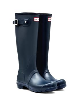 Boots Hunter Original Tall Blau