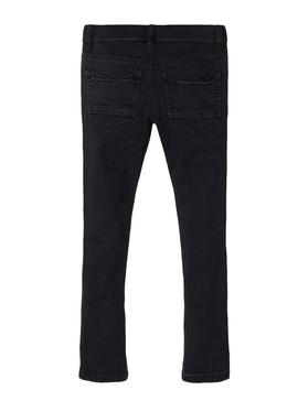 Jeans Name It Silas 2317 Schwarz Junge