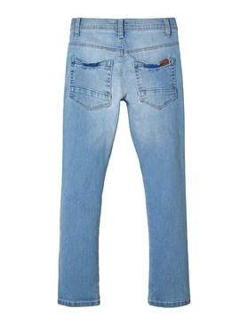 Jeans Name It Silas 2317 Light Junge