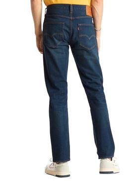 Jeans Levis 501 Slim Taper Boared