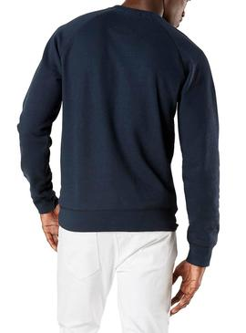 Sweatshirt Alpha Blue Docker für Herren