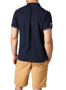 Polo Helly Hansen Shore Blau für Herren