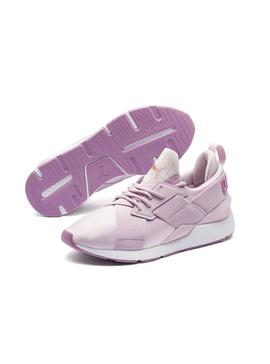 Sneaker Puma Muse Satin II Orchid