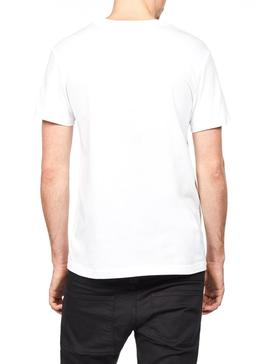 T-Shirt G-Star Geston Weiss