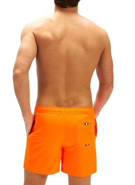 Badehose North Sails Volley Orange für Herren