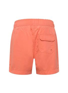 Badehose Pepe Jeans Guido Coral für Junge